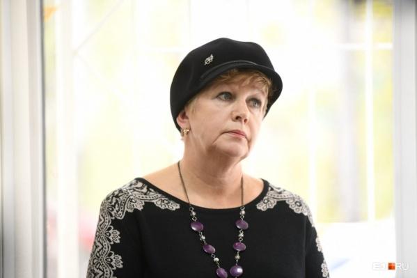 Наталья Васильева не стала отрицать, что ее муж военный
