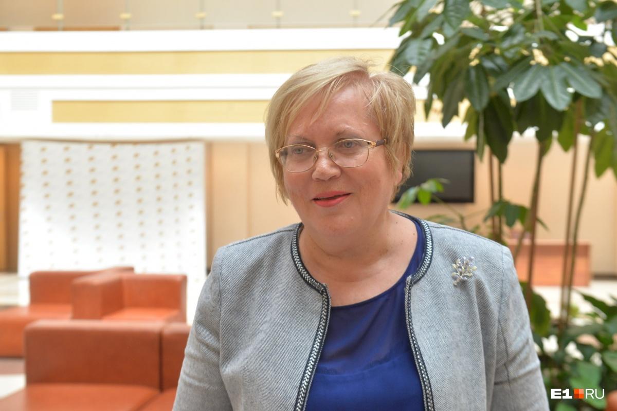 Татьяна Мерзлякова жалеет, что Ройзман покинул мэрское кресло
