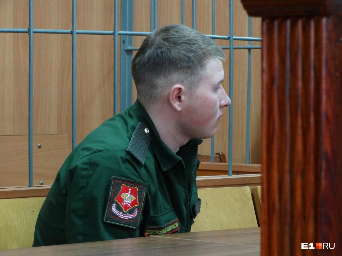 Богдан Хасанов просил оставить его на свободе и уверял, что раскаялся