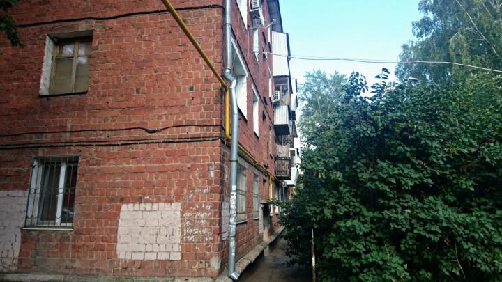 В Самаре признали вменяемой пенсионерку, которая выкинула ребенка с балкона