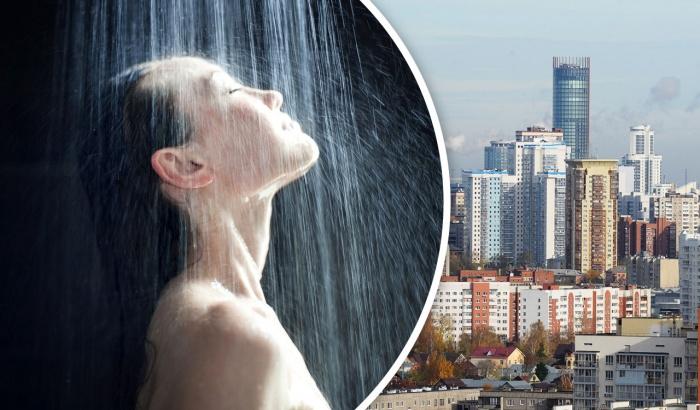 В сутки горожане тратят до 450 млн литров воды