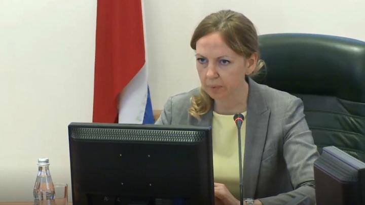 К исполнению обязанностей мэра Ярославля приступила Алла Кибец