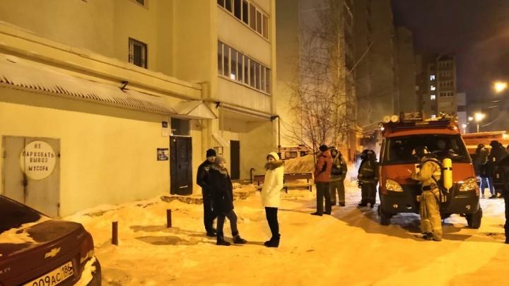 В Стерлитамаке эвакуировали 57 человек из-за запаха газа в девятиэтажке