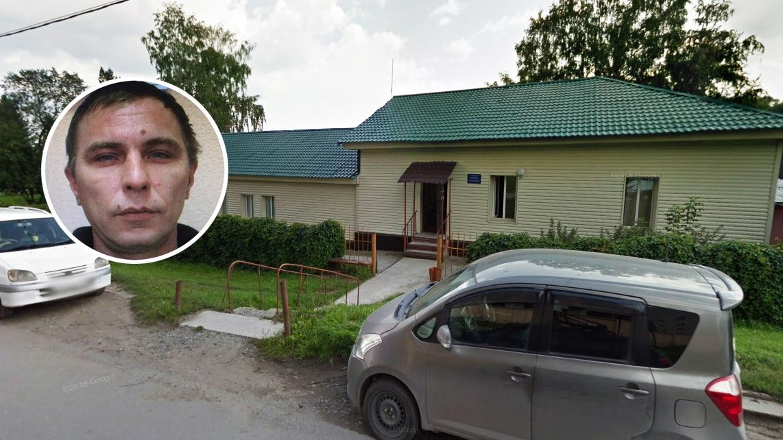 Пациент ушёл из психбольницы на улице Тульской — по предварительным данным, он перелез через забор