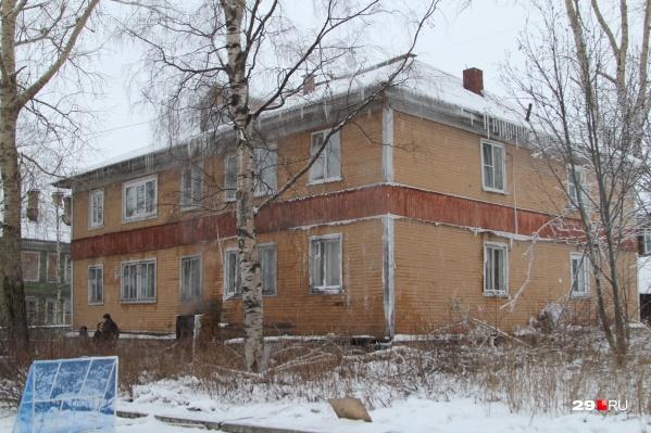 В феврале дом признали непригодным для проживания