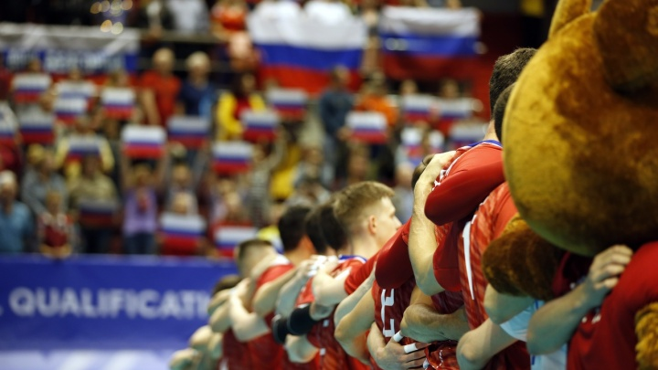 Двое новосибирцев попали в состав олимпийской сборной по волейболу