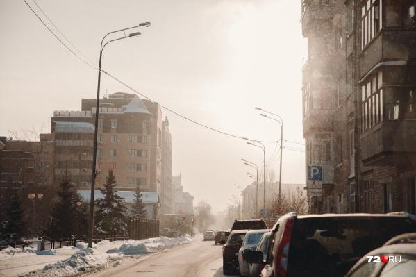 Тюменцы почувствуют приближение весны