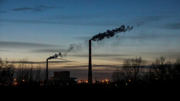 В Красноярске решено ввести квоты на загрязнение воздуха. Контроль доверят губернатору