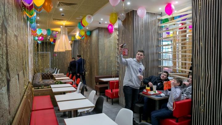 Прокуратура: MacDonald's на Волочаевской открылся без разрешительных документов