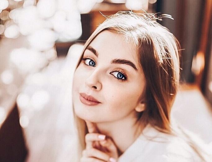 19-летняя Кристина Ребрик