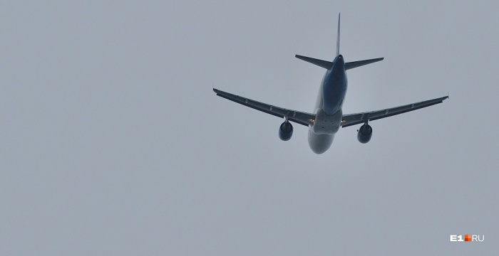 Мужчина летел рейсом «Уральских авиалиний»