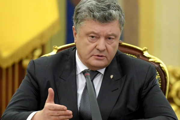 Глава Украины Петр Порошенко подписал указ 21 июня