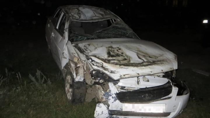 В Башкирии молодой водитель сбил школьницу за рулем квадроцикла