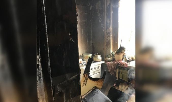Дедушка сгорел в своей квартире. Подробности крупного пожара в Рыбинске