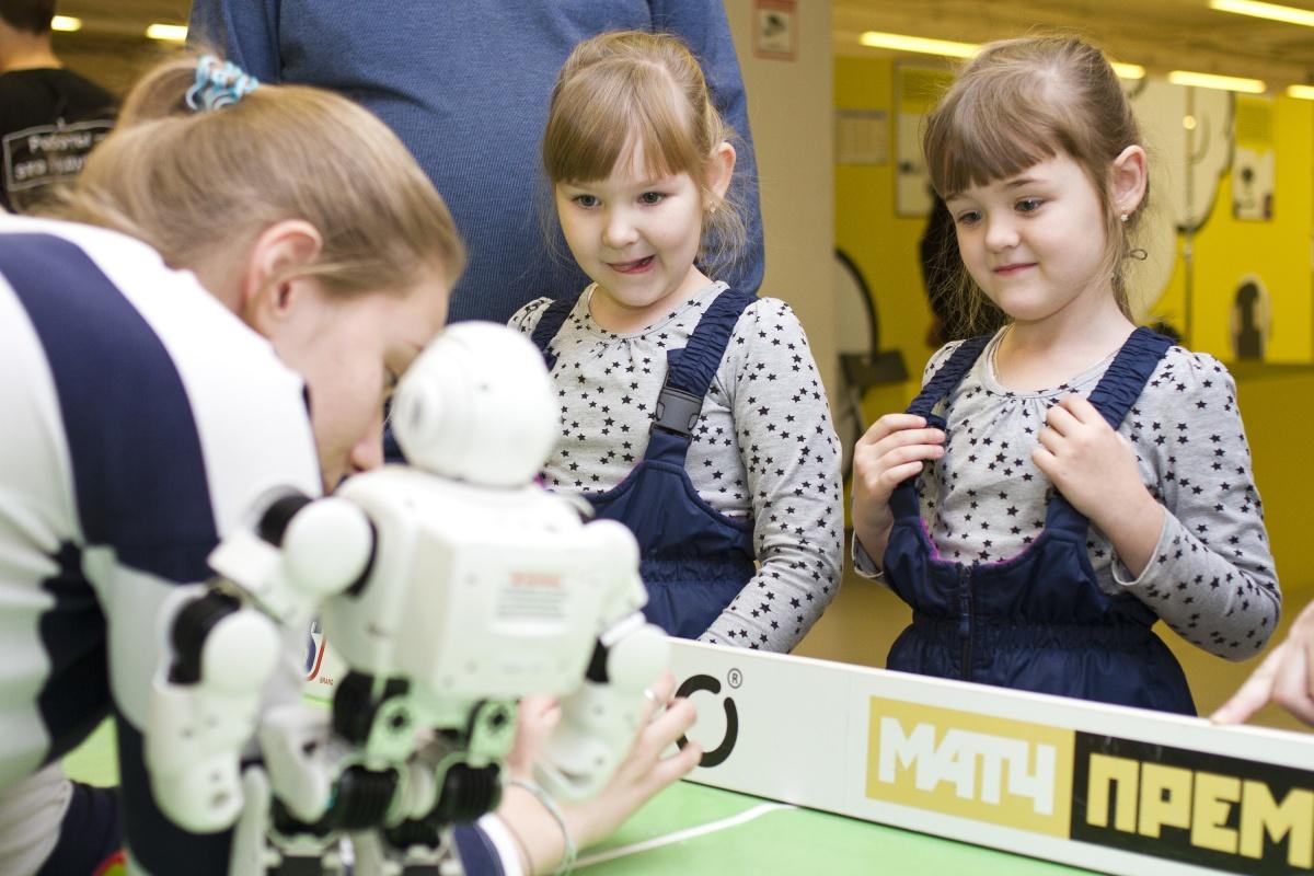 На фестивале RoboStars южноуральцы увидят и узнают все тайны из мира искусственного интеллекта, в котором предстоит жить нашим детям