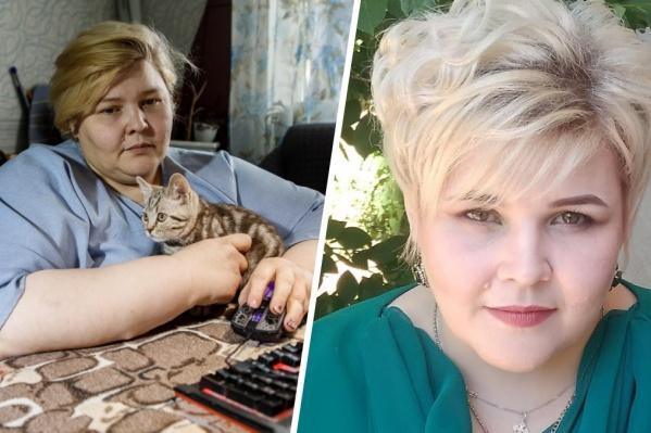 Наталья Руденко победила себя и свой лишний вес