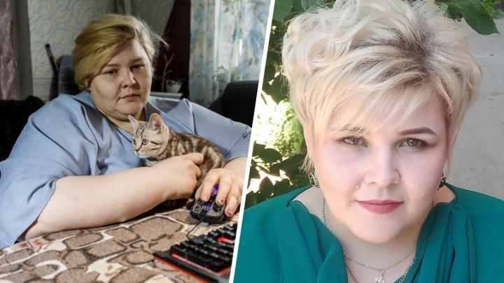 «Я просто меньше кушаю»: самая толстая женщина России из Волгограда похудела на сто килограммов