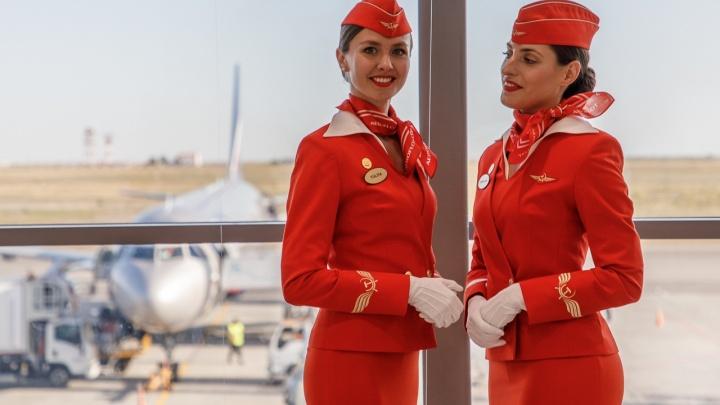 Курс на Москву: волгоградский аэропорт отметил круглую дату вместе с пассажирами