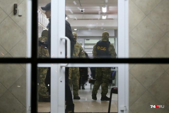 Под Новый год сразув нескольких городах России ФСБ нагрянулав офисы и на склады «Красное&Белое»