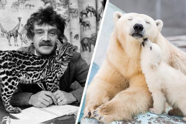 Новосибирскому зоопарку имени Ростислава Шило исполнилось 72 года