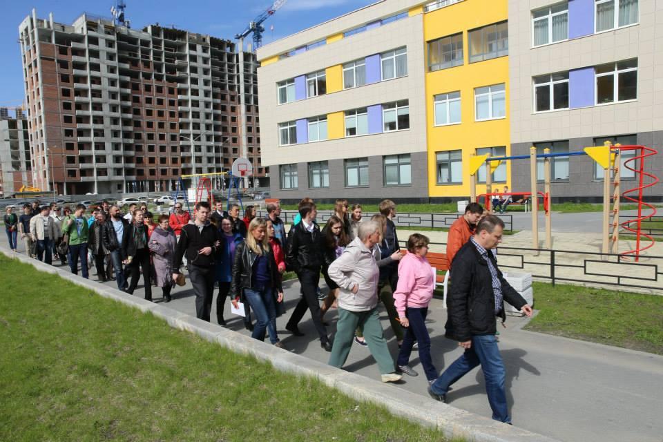 Новострой-туры и коттедж-туры пройдут в Екатеринбурге 19 мая
