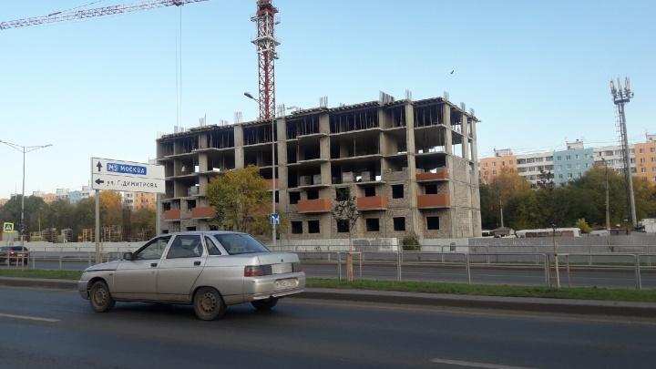 Самарцы согласились на высотки напротив ТЦ «Нота»
