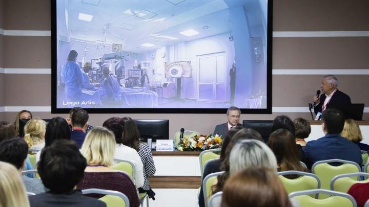 Проблемы детской офтальмологии обсудили в Ростове