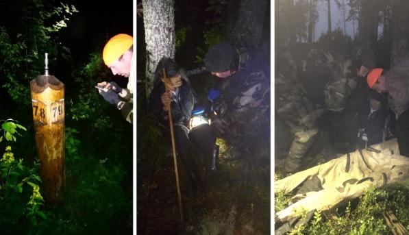 «Дед забрался в непроходимый лес»: под Городцом спасли 84-летнего мужчину