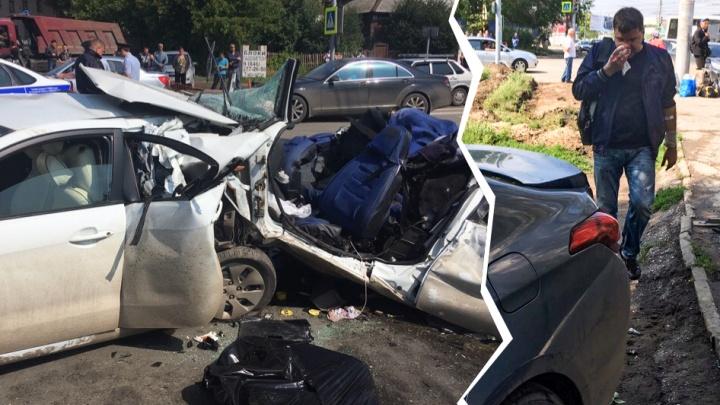 Полиция: «Предполагаемый виновник массового ДТП с жертвами на Кряже не был злостным нарушителем»