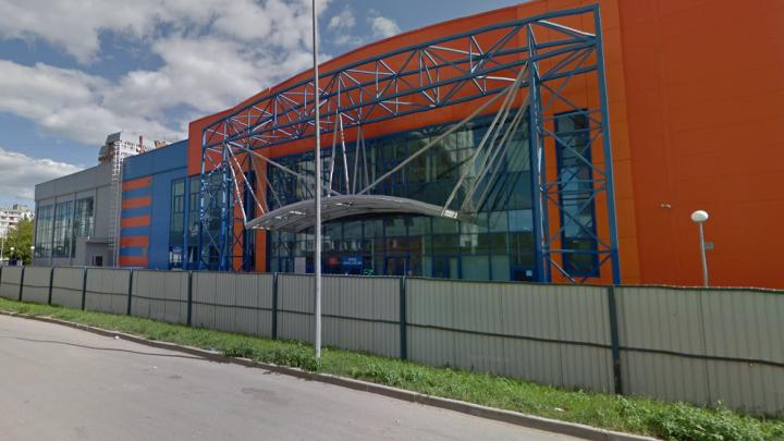 Спорткомплекс «Ипподром-Арена» оставили без газа