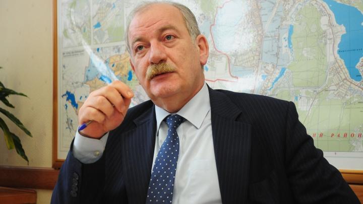 Скончался бывший вице-мэр Екатеринбурга Евгений Липович