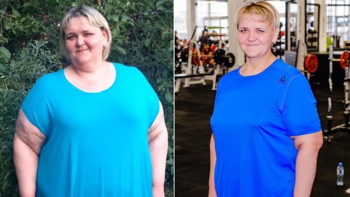 «Либо похудею, либо стану инвалидом»: история пермячки, в 40 лет сбросившей 66 килограммов