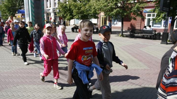90% детских лагерей Курганской области работают с нарушениями