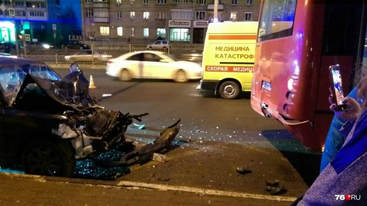 «Он не был искренен»: начался суд над водителем иномарки, который сбил на Московском четверых людей