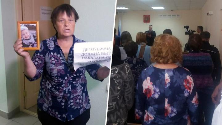 «Виноваты дети»: жену бизнесмена в Златоусте осудили условно за смерть трёхлетнего мальчика в ДТП