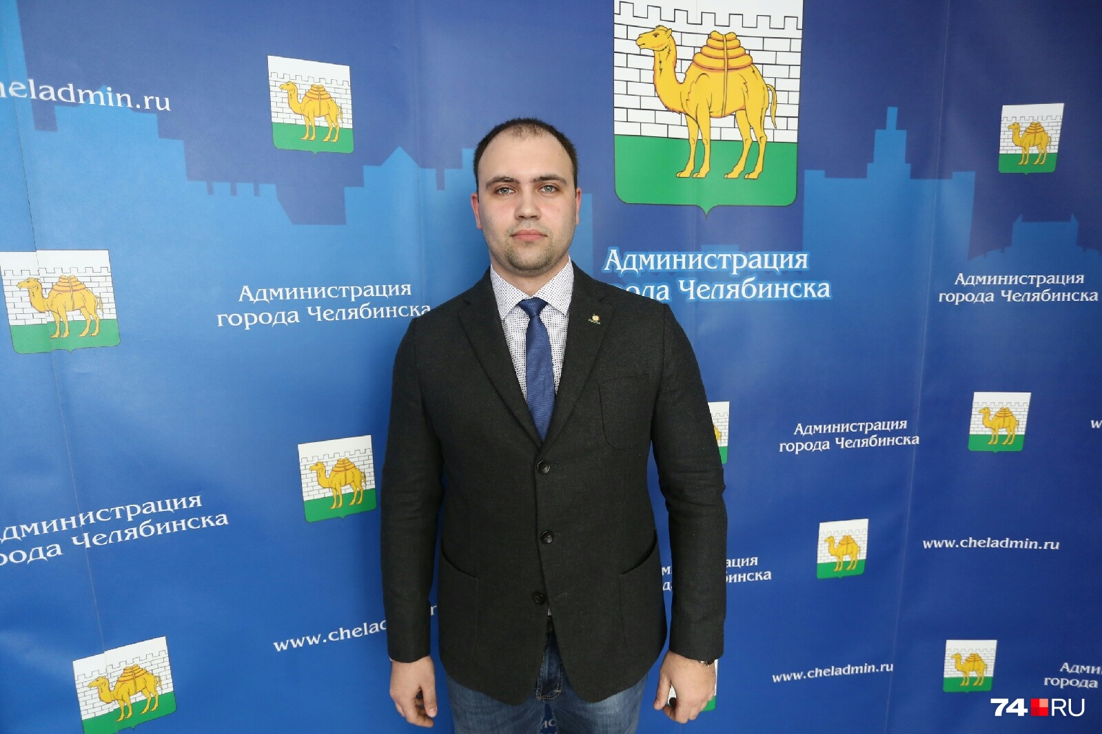 Ярослав Щербаков замыкает список кандидатов в мэры