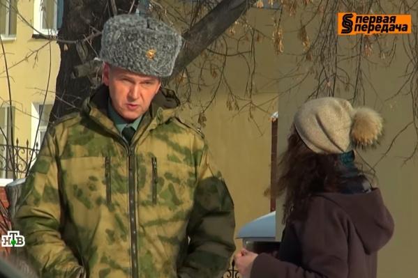 Андрей Васильев — полковник в отставке, сейчас он работает в финансовом отделе Уральского округа ВНГ РФ