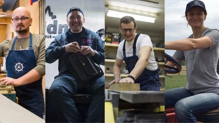 «Временами хотелось всё бросить»: 8 историй уральцев, которые решились открыть маленький бизнес