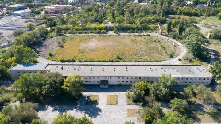В Волгограде на месте стадиона «Монолит» построят областной центр лёгкой атлетики и манеж «Ротора»