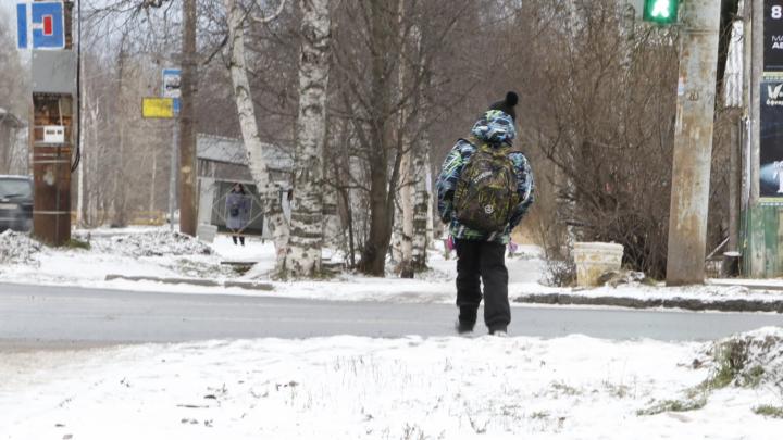 В Новодвинске семилетний ребёнок без ведома воспитателей ушёл из детского сада