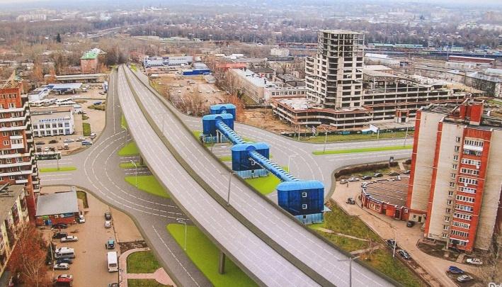 Мэрия рассказала о планах по строительству третьего моста через Волгу в Ярославле