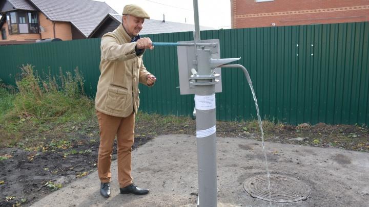 «ОмскВодоканал» запатентовал водяную колонку, которая работаетот магнитного ключа