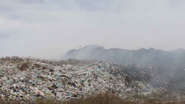 Прокуратура накажет МУП «Шуховской полигон» за смог над Курганом