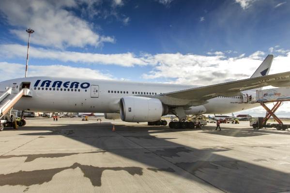 Рейс до Челябинска перенесли на 8 декабря