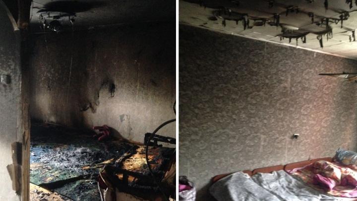 В Екатеринбурге будут судить владельца мини-садика, где в пожаре пострадали дети