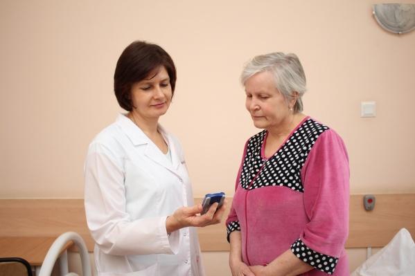 В России проживает около 4,7 миллиона людей с сахарным диабетом