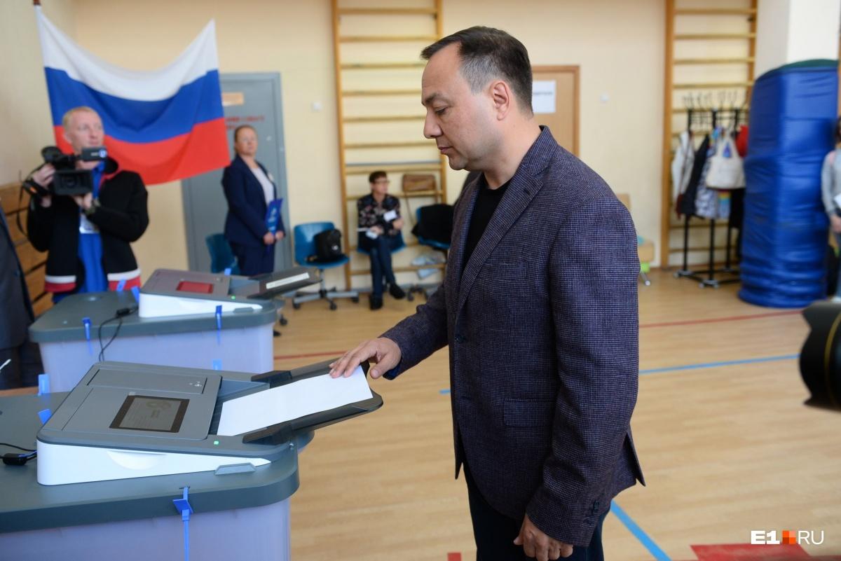 Выборы в режиме онлайн: озвучены итоги голосования в городскую думу Екатеринбурга