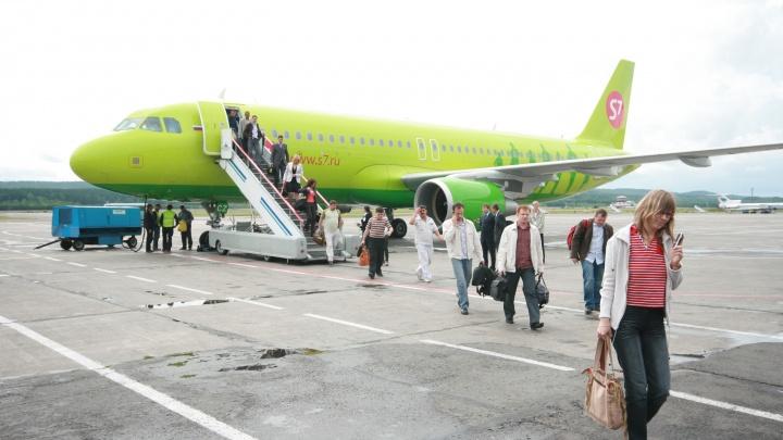 Летевший в Новосибирск самолёт экстренно сел в Якутии из-за упавшего в обморок пассажира