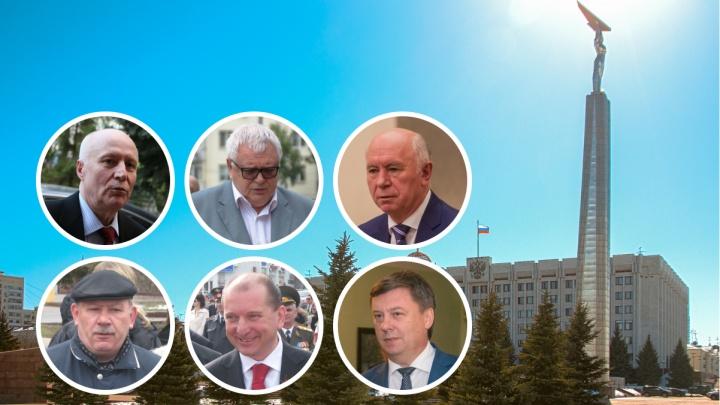 Самарские властители: что стало с бывшими губернаторами и мэрами?