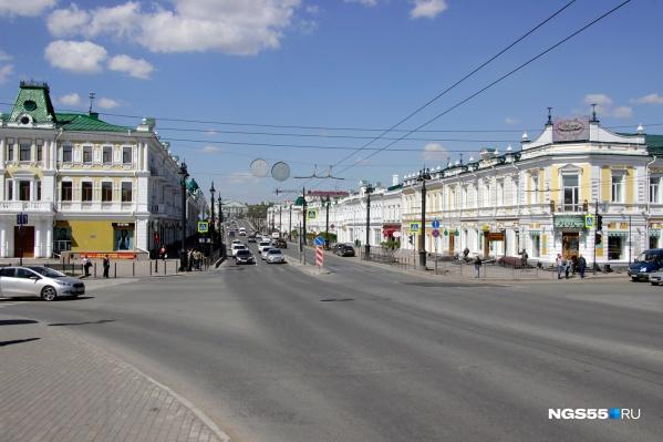 Движение перекроют на участке от площади Победы до Партизанской